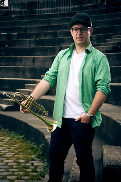 MC Megamon - Trumpet, Vox, Jazz